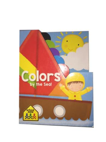 Colors by the Sea Board Book