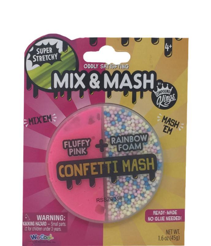 Compond King Mix and Mash Cofetti Mash