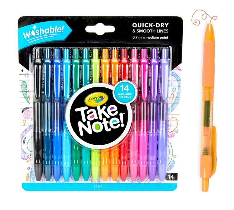 Crayola Washable Gel Pen Set