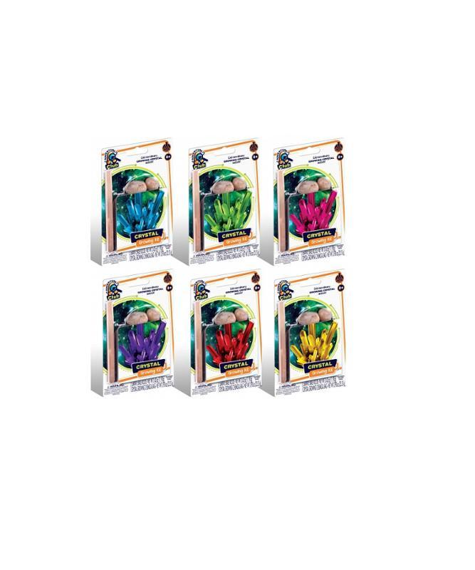 Crystal Growing Kit 1 Pack