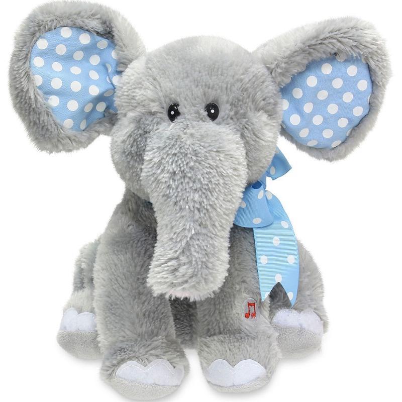 Elliot Elephant Blue