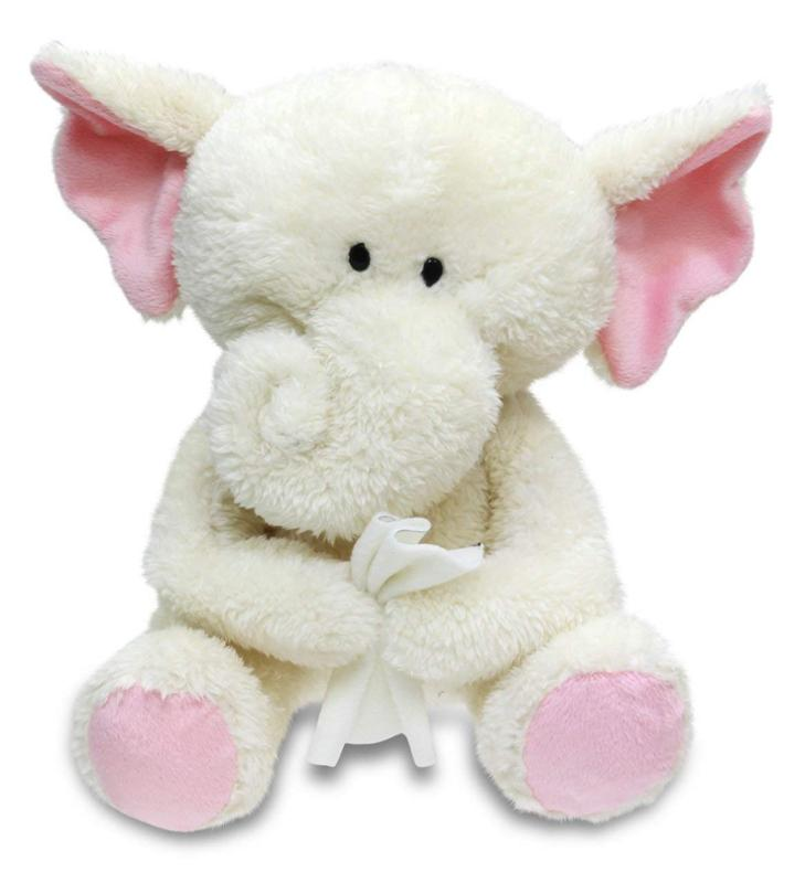 Animated Get Well Soon Stuffed Animal Sophie Sniffles