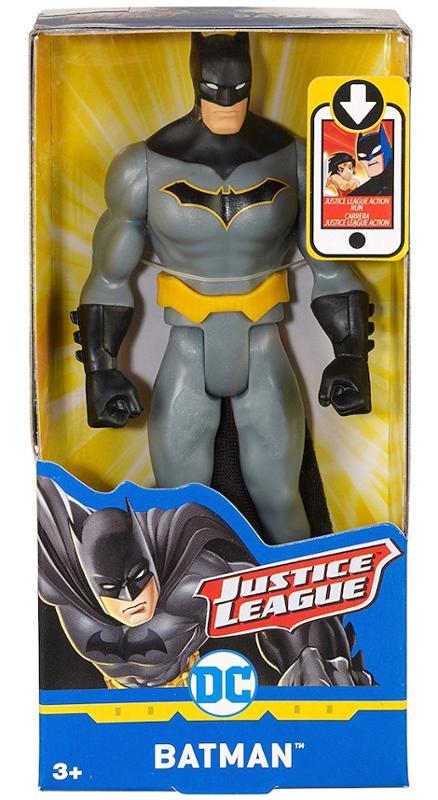 Batman 6 Inch Action Figure