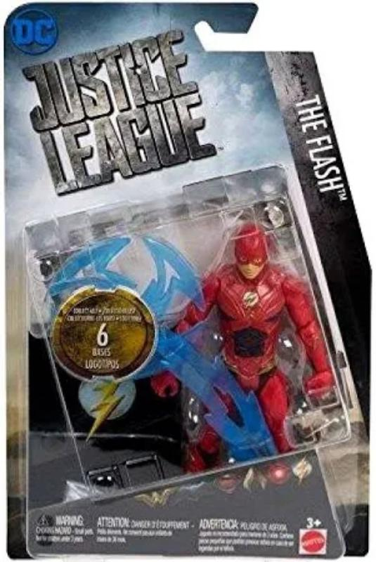 Justice League 6 inch The Flash