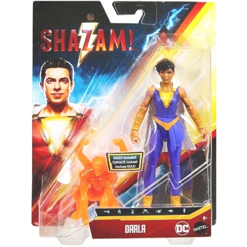 Shazam 6 Inch Darla Figure