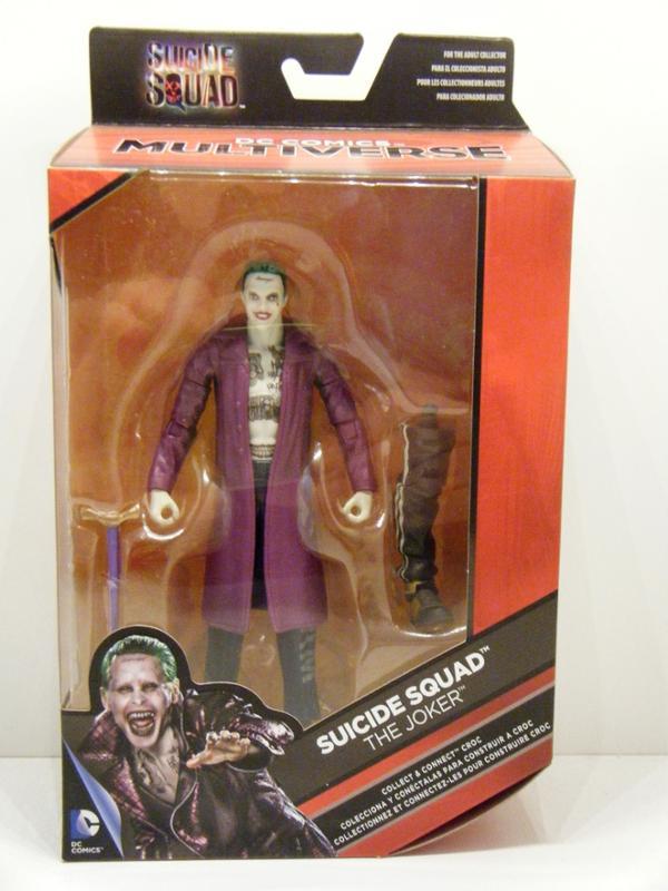 Multiverse Suicide Squad The Joker