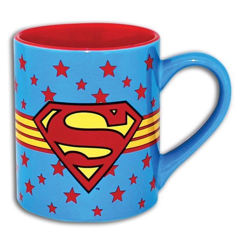 Superman Wrap Ceramic Mug