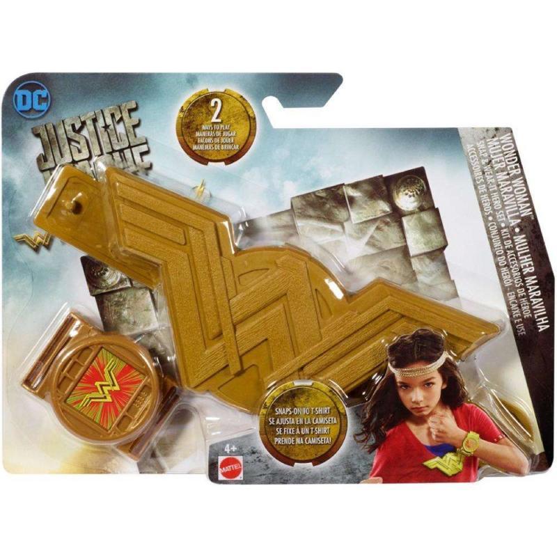 Justice League Snap & Wear It Wonder Woman