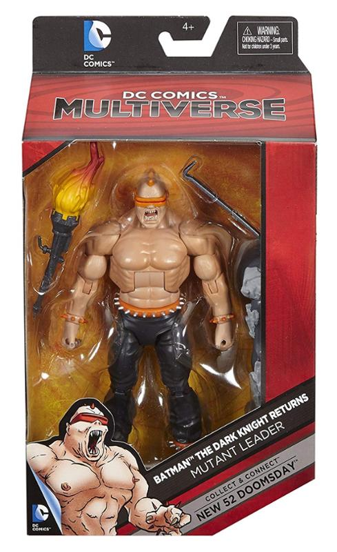 DC Multiverse The Dark Knight Returns Mutant Leader