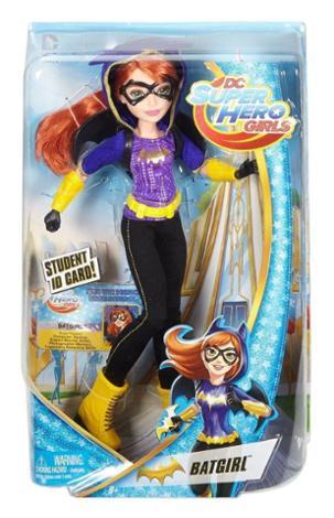DC Superhero Girls Batgirl 12 inch Action Doll