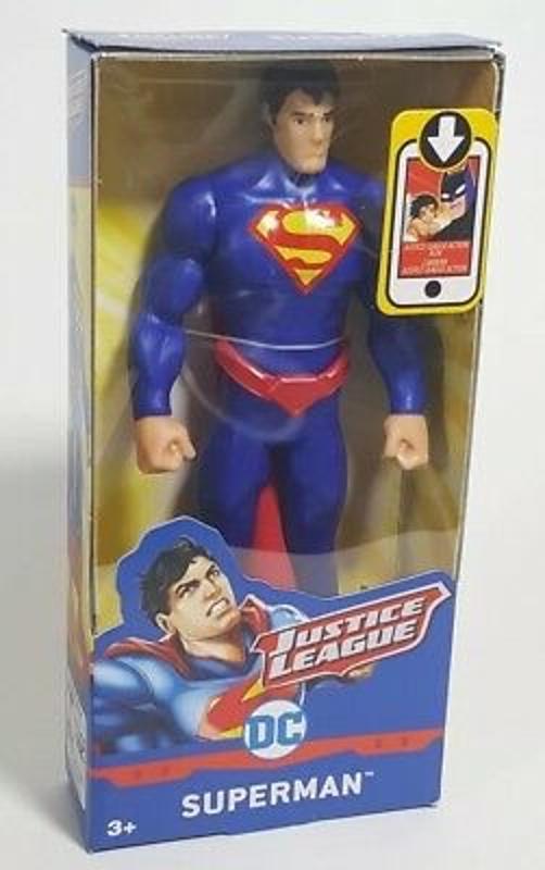 Justice League 6 inch Superman