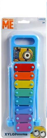 Despicable Me Minions Xylophone