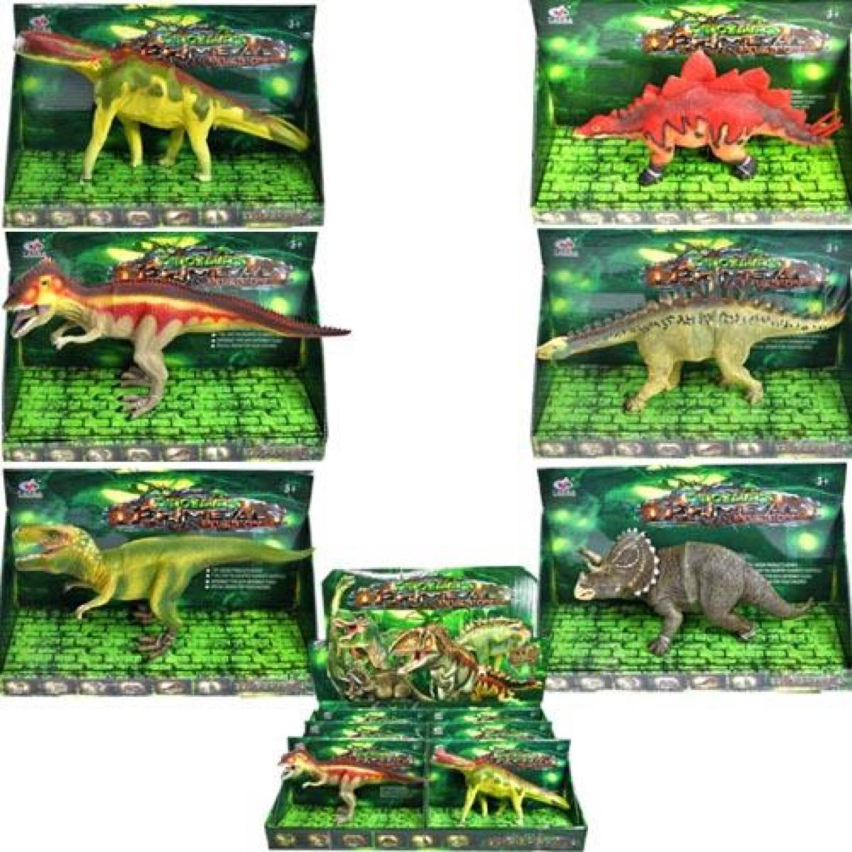 Dinosaur Primeal Invasion 1 Randomly Selected Dinosaur