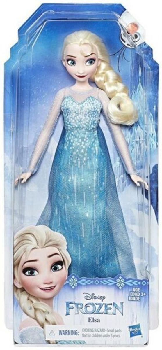 Frozen Classic Fashion 12 Inch Elsa Doll