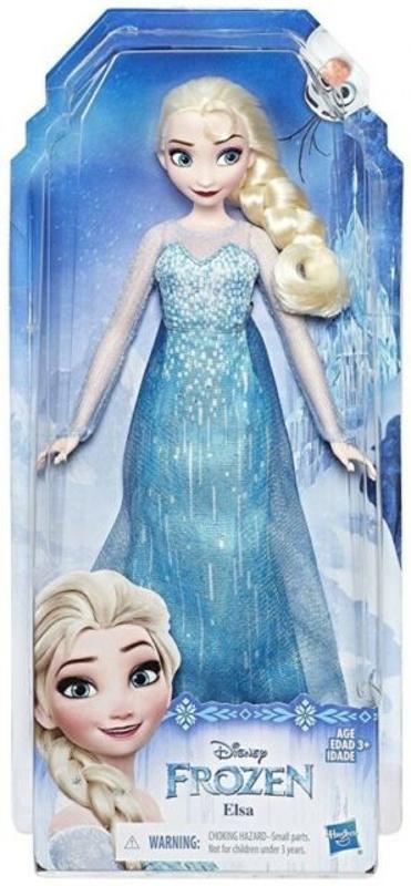 Frozen Classic Fashion 12 Inch Elsa Doll