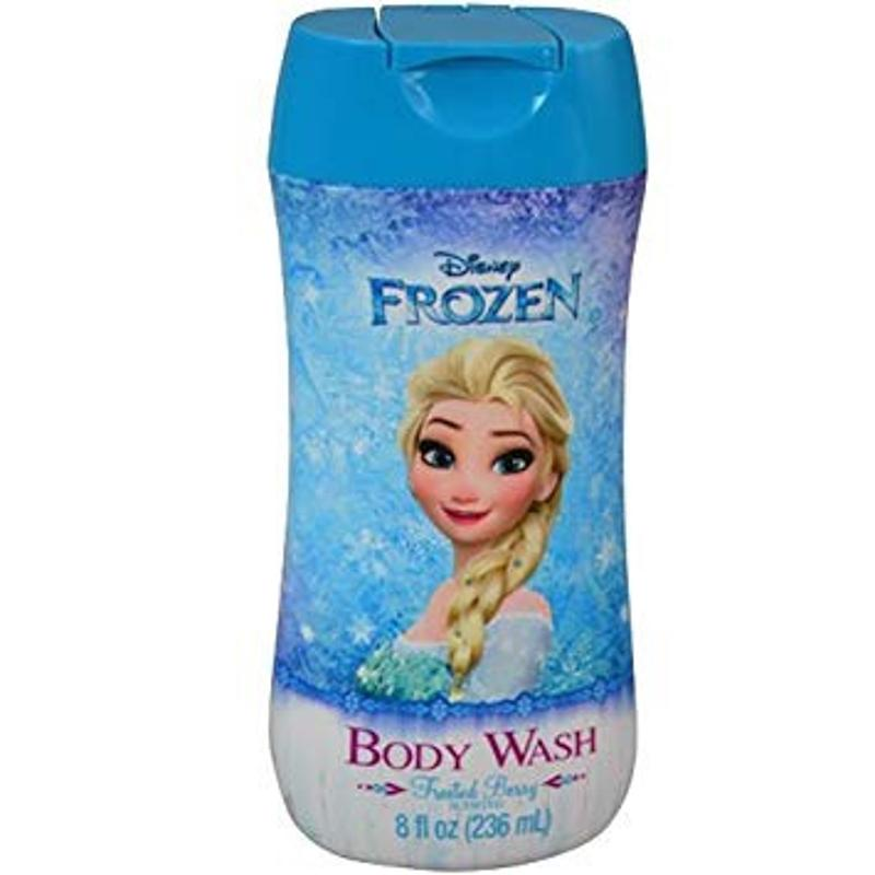 Frozen Frosted Berry Body Wash