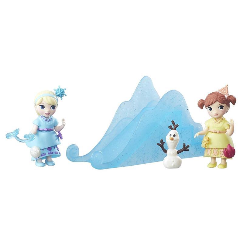 Frozen Little Kingdom Snow Sisters Set