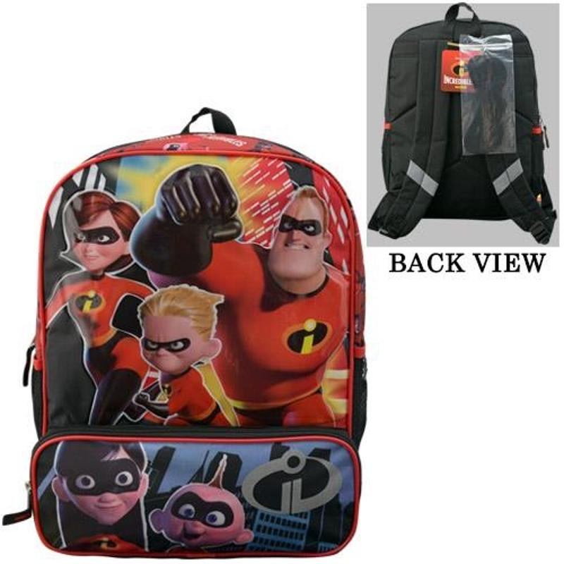 Incredibles 2 16 Inch Backpack