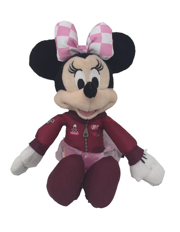 Minnie Mouse Roadster Plush & Coloring and Activity Book Gift Set