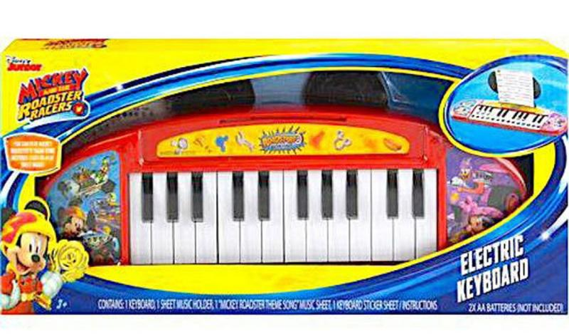 Mickey Electric Keyboard