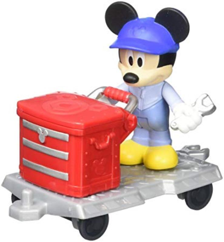 Disney Mickey and the Roadster Racers Engineer Mickey