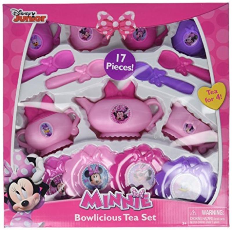 Minnie 17 pcs Tea Set in Window Box