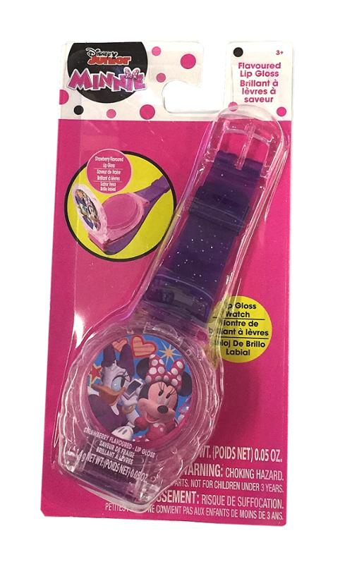 Minnie Lip Gloss Watch