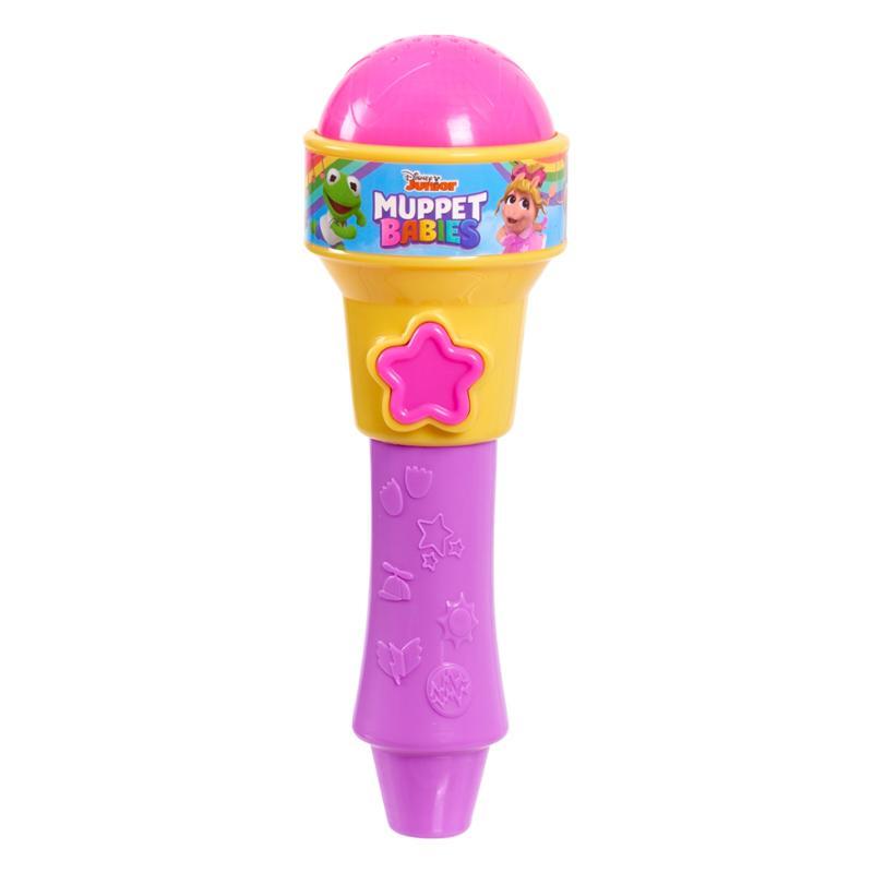 Disney Junior Muppet Babies Microphone