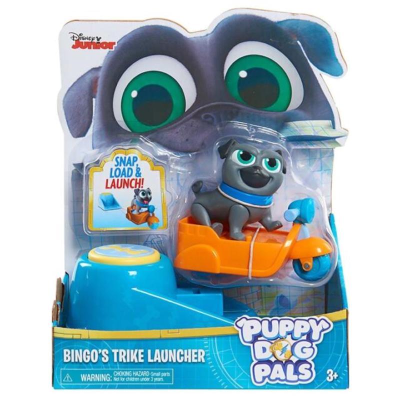 Puppy Dog Pals Bingo's Trike Launcher
