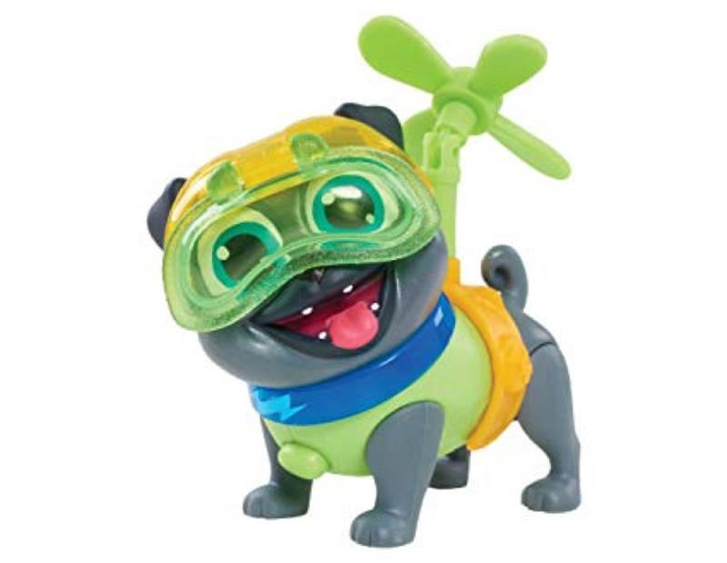 Puppy Dog Pals - Light Up Pilot Bingo Pal