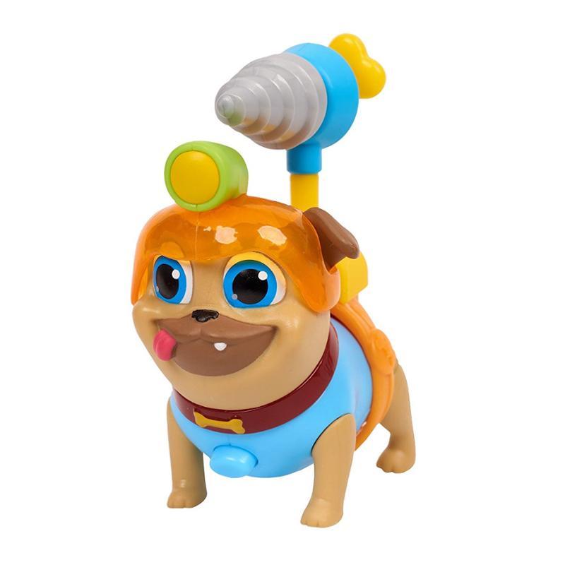 Puppy Dog Pals - Light Up Miner Rolly Pal