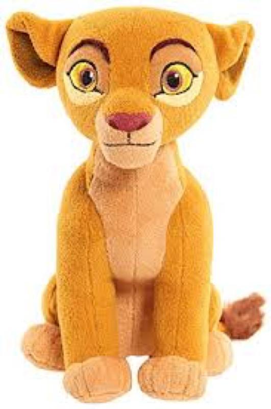 The Lion Guard Kiara Bean Plush Animal Toy