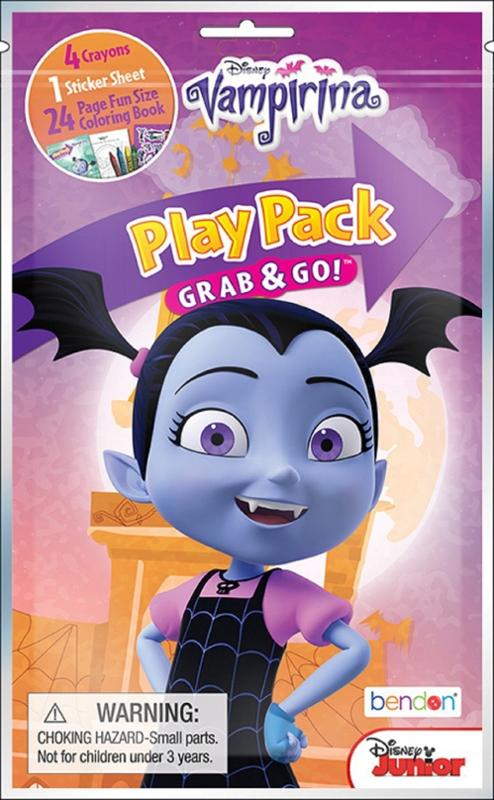 Vampirina Play Pack