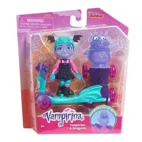 Vampirina Spooky Scooter Set - Vampirina and Gregoria