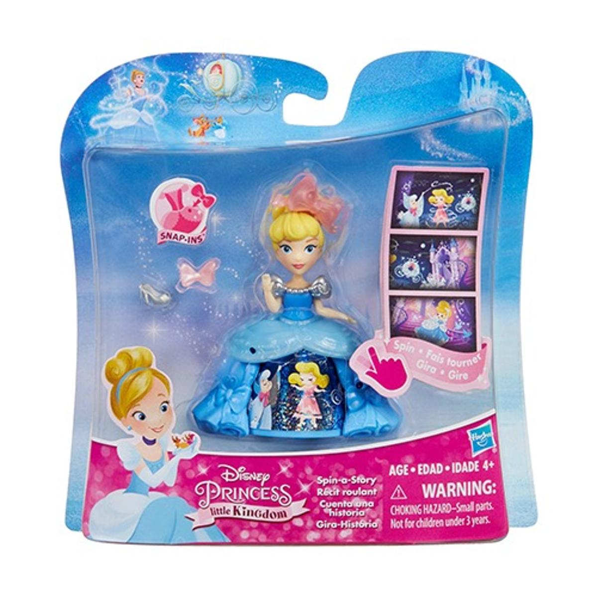 Little Kingdom Spin-A-Story Cinderella