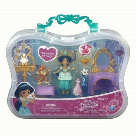 Little Kingdom Jasmine's Golden Vanity Set