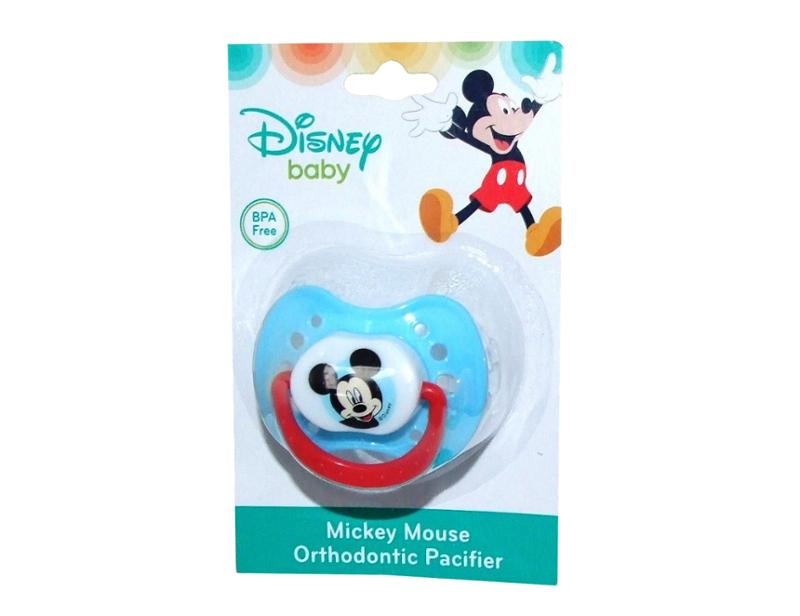 Mickey Mouse Orthodontic Pacifier