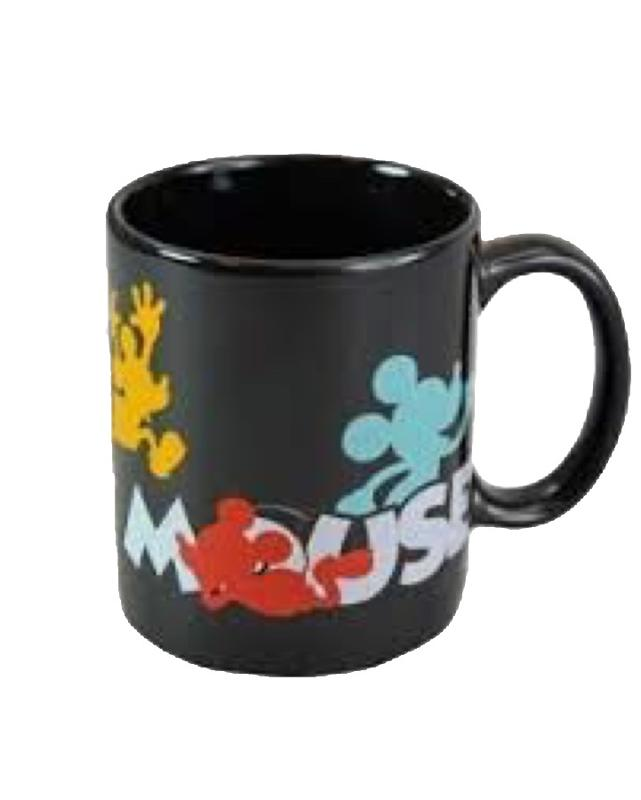 Mickey Silhouettes Mug