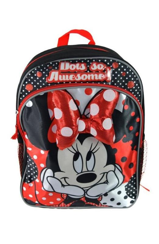 Minnie Backpack with Plush Bow