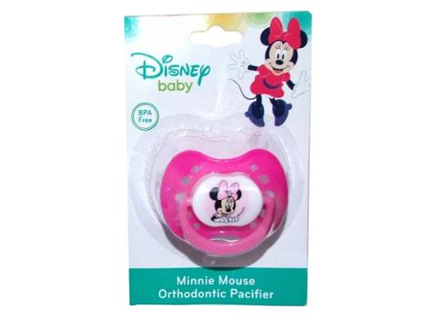 Minnie Mouse Orthodontic Pacifier