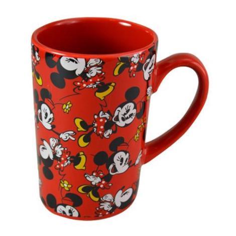Minnie Shorts Print Coffee Mug