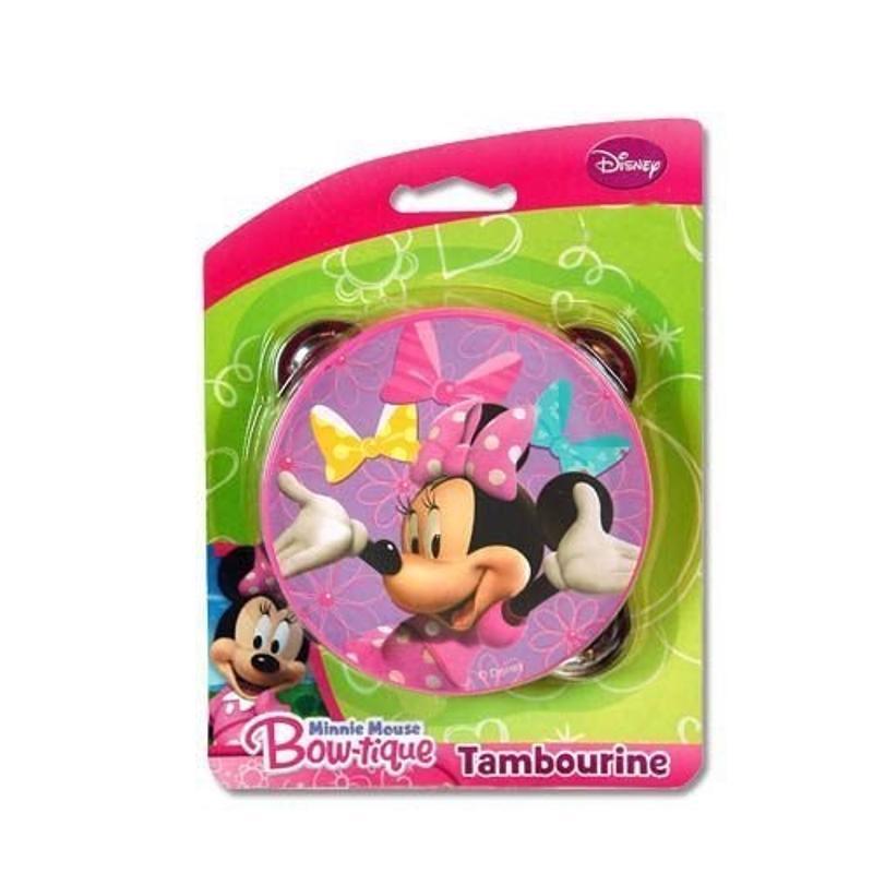 Minnie Bowtique Tambourine