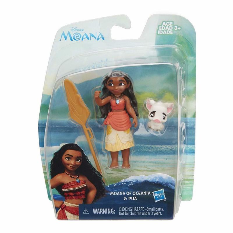 Disney Moana of Oceania and Pua