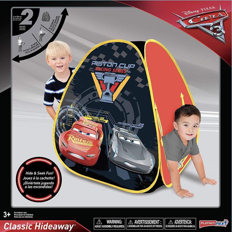 Disney Cars 3 Playhut Classic Hideaway