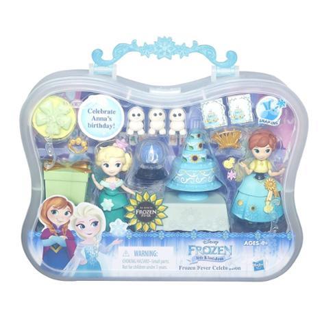 Disney Princess Little Kingdom Frozen Fever Celebration
