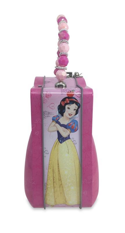 Princess Pink Dare to Rule Purse Tin