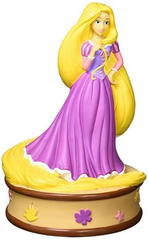 Rapunzel Tangled Molded Coin Bank, 11 Inch