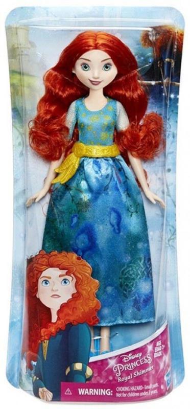 Princess Royal Shimmer Merida Fashion Doll