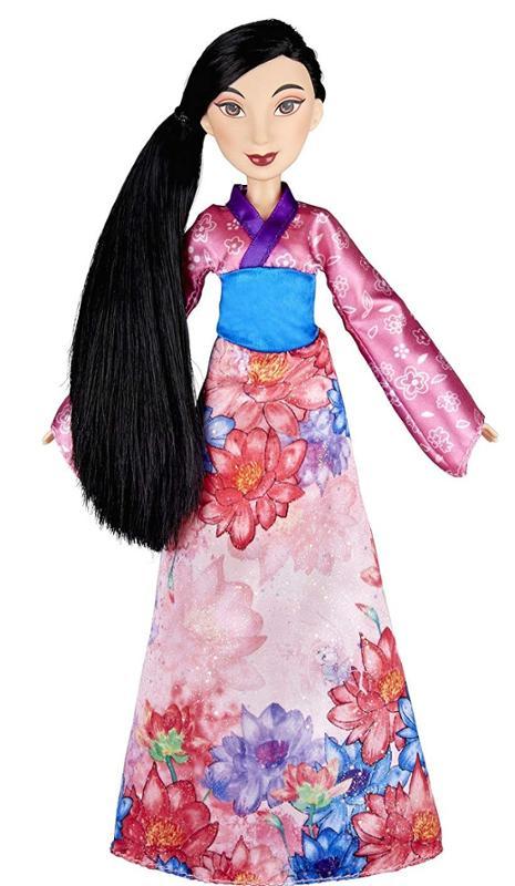 Princess Royal Shimmer Mulan Fashion Doll
