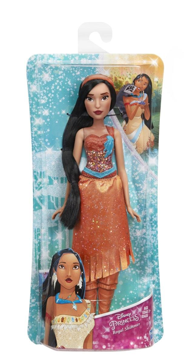 Princess Royal Shimmer Pocahontas Doll